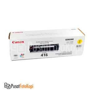 Cartridge Canon 416 Yellow