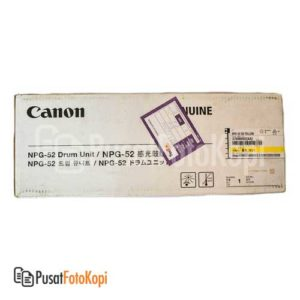 Canon Drum NPG 52 – Yellow (IRA C2020/2025/2030, IRA C2220/2225/2230)