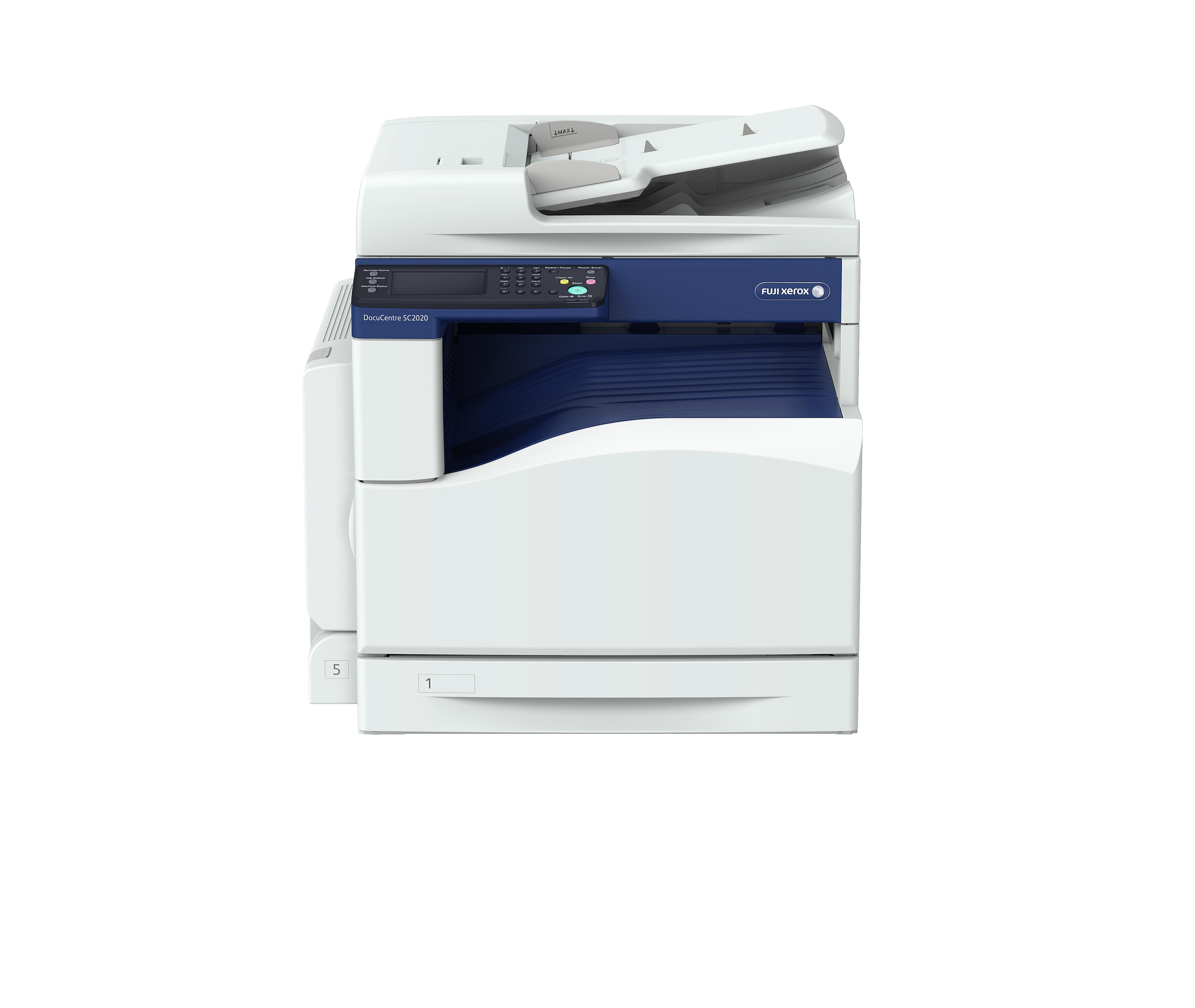 Mesin Fotocopy Warna Fuji Xerox DocuCentre SC2020 CPS