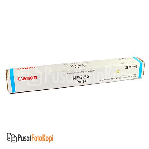 Toner NPG 52 – Cyan (IRA C2020/2025,2030, IRA C2220/2225/2230)