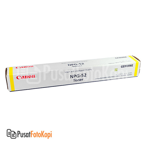 Toner NPG 52 – Yellow (IRA C2020/2025,2030, IRA C2220/2225/2230)