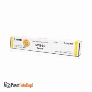 Canon NPG-66 Toner Yellow